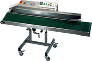 Horizontal Bag Sealing Machine | RM Sealers
